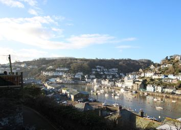 Thumbnail 3 bed terraced house to rent in Shutta Road, East Looe, Looe