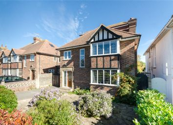 Thumbnail 5 bed detached house for sale in George V Avenue, Goring-By-Sea, Worthing, West Sussex