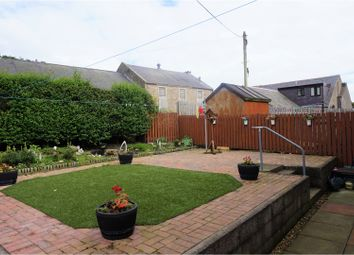 Thumbnail 3 bed end terrace house for sale in Steven Crescent, Cumnock