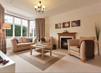 Thumbnail 4 bed detached house for sale in Hadleigh The Ridgeway, Mill Hill East, Mill Hill East