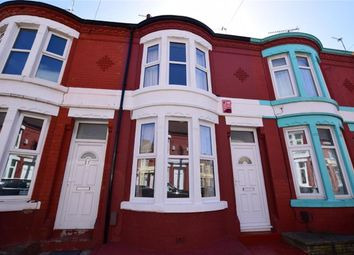 Thumbnail 2 bed terraced house to rent in Northbrook Road, Wallasey, Merseyside