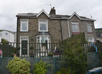 Thumbnail 4 bed semi-detached house for sale in Allen Street, Mountain Ash, Rhondda Cynon Taf