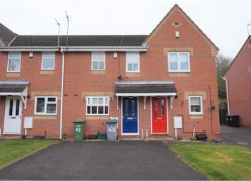 Thumbnail 2 bed terraced house for sale in Claygate, Nottingham