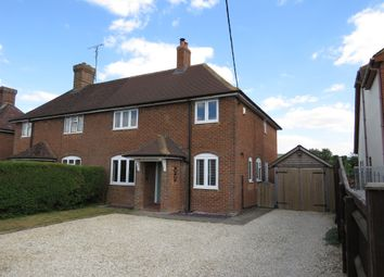 Thumbnail 3 bed semi-detached house for sale in Weston Road, Aston Clinton, Aylesbury