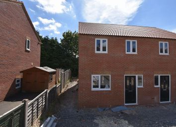Thumbnail 3 bed semi-detached house for sale in Plot 1 Moor Road, Dawley, Telford
