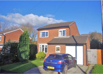 Thumbnail 3 bed detached house for sale in Swinburne Close, Harrogate
