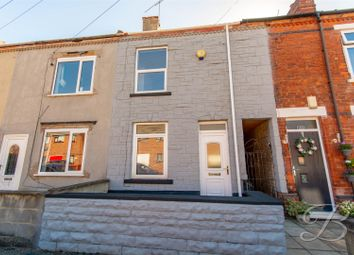 Thumbnail 2 bed terraced house for sale in Mount Pleasant, Sutton-In-Ashfield