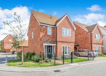 Thumbnail 3 bed detached house to rent in Barge Walk, Wouldham, Rochester