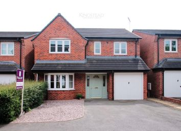Thumbnail 4 bed detached house for sale in Dee Close, Hilton
