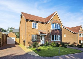 Thumbnail 5 bed detached house for sale in Wheelwright Drive, Eccleshall, Stafford