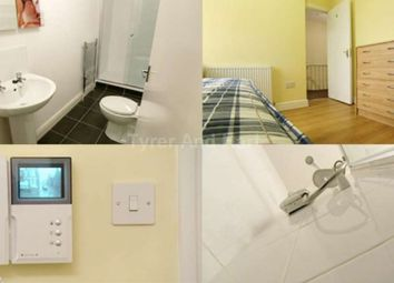 Thumbnail 5 bedroom shared accommodation to rent in Claremont Road, Wavertree, Liverpool