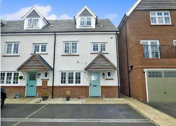 Thumbnail 4 bedroom end terrace house for sale in Northwick Terrace, Bilston, West Midlands
