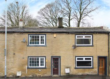 Thumbnail 1 bed terraced house for sale in Shay Lane, Halifax