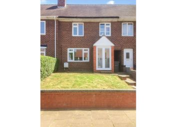 Thumbnail 2 bed terraced house for sale in Milstead Road, Birmingham