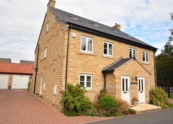 Thumbnail 4 bed semi-detached house for sale in Fair View, Castle Fields, Bardsey, Leeds, West Yorkshire
