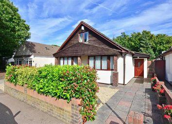 Thumbnail 4 bed bungalow for sale in Edwin Road, Rainham, Gillingham, Kent