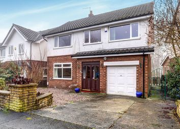 Thumbnail 4 bed detached house for sale in Turnfield Road, Cheadle