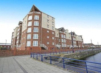 Thumbnail 1 bed flat to rent in Commissioners Wharf, North Shields
