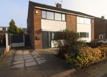 3 bed semi-detached house for sale in Southdown Drive, Worsley, Manchester M28