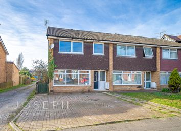 Thumbnail 3 bed end terrace house for sale in Nelson Road, Ipswich