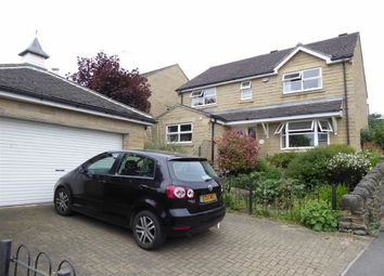 Thumbnail 4 bed detached house for sale in Apperley Road, Apperley Bridge, Bradford, West Yorkshire
