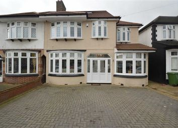 Thumbnail 6 bed semi-detached house for sale in Abbotswood Gardens, Clayhall