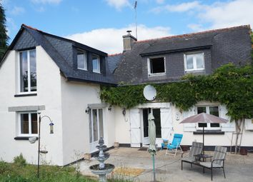 Thumbnail 3 bed detached house for sale in Landeleau, Finistere, 29530, France