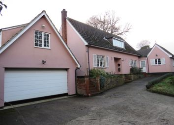 Thumbnail 3 bed cottage for sale in Hall Farm Road, Great Bealings, Woodbridge
