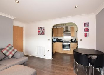 Thumbnail 2 bedroom flat for sale in Summerson Close, Rochester, Kent