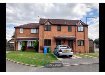 Thumbnail 2 bed end terrace house to rent in Winchester Mews, Bircotes, Doncaster