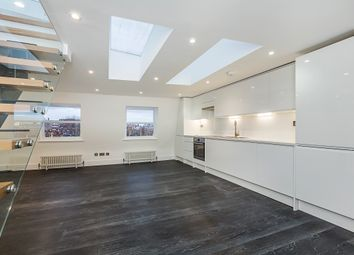Thumbnail 2 bed flat for sale in Hornton Street, London