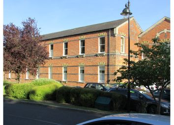 Thumbnail 2 bed flat for sale in Hawthorn Road, Charlton Down