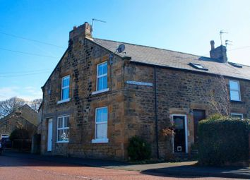 2 bed end terrace house for sale in Woodbine Cottages, Ryton NE40