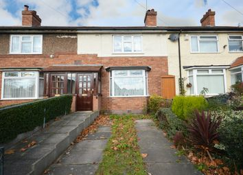 Thumbnail 2 bedroom terraced house for sale in Creswell Road, Birmingham