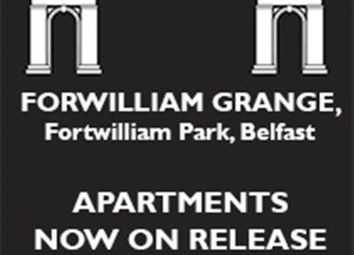 Thumbnail 2 bedroom detached house for sale in Fortwilliam Park, Belfast
