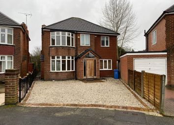 4 bed detached house for sale in Woodlands Avenue, Derby DE24