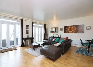 Thumbnail 2 bed flat to rent in Dundee Wharf, Limehouse