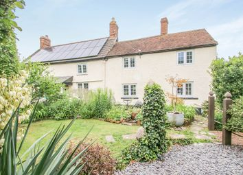 Thumbnail 3 bed detached house for sale in Oak Lane, Cheddon Road, Taunton