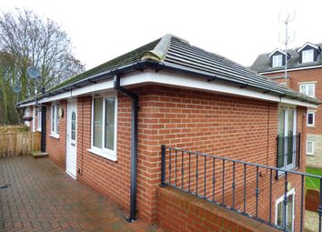 Thumbnail 1 bed flat to rent in North Baileygate, Pontefract