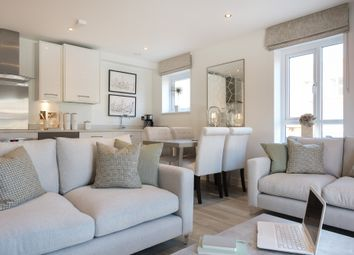 Thumbnail 2 bed flat for sale in The Quarters, Bracknel, Berkshire