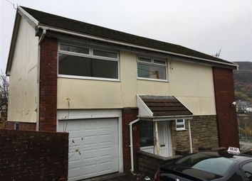 Thumbnail 4 bed detached house for sale in Hughes Street, Tonypandy