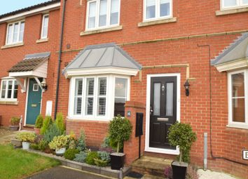 Thumbnail 3 bed town house for sale in Brickfields Drive, Haverhill