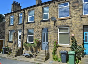 Thumbnail 2 bedroom terraced house for sale in Handel Street, Golcar, Huddersfield