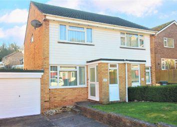 Thumbnail 2 bed semi-detached house for sale in Lancaster Drive, Paignton