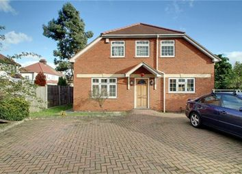 Thumbnail 4 bedroom detached house for sale in Feeny Close, London