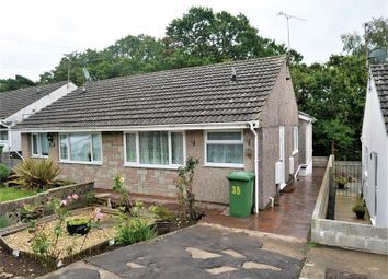 Thumbnail 2 bed semi-detached bungalow for sale in Heol Seward, Beddau