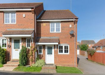 Thumbnail 2 bed end terrace house for sale in Stone Close, Wellingborough