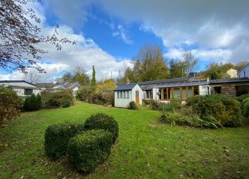 Thumbnail 3 bed detached house for sale in Llanfair Clydogau, Lampeter
