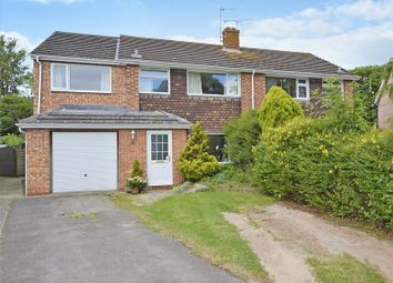 Thumbnail 4 bed semi-detached house for sale in Crafts End, Chilton, Didcot