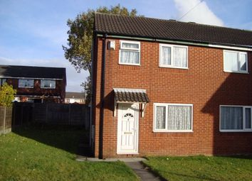 Thumbnail 1 bed semi-detached house to rent in Alma Street, Radcliffe, Manchester